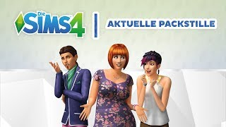 Die aktuelle Packstille um Die Sims 4 | sims-blog.de