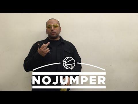No Jumper - The 40 Oz Van Interview