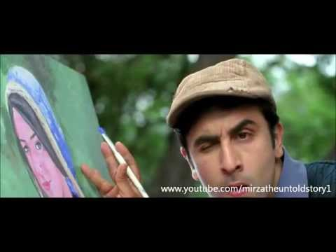 Main Kya Karoon With Lyrics-  Barfi (2012) - Official HD Video Song
