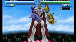 Digimon World 3 - DNA Digivolution: Omnimon / Omegamon