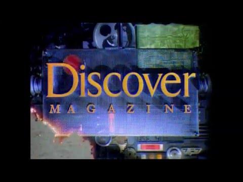 Discover Magazine Theme