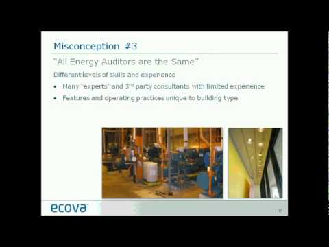 FOUR MISCONCEPTIONS ABOUT FACILITY ENERGY AUDITS
