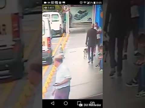 Seguranca Mata Cachorro No Carrefour Osasco Youtube