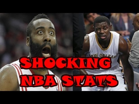 The Most SHOCKING NBA Stat Lines! - Part 1