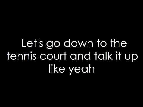 Lorde - Tennis Court (lyrics)