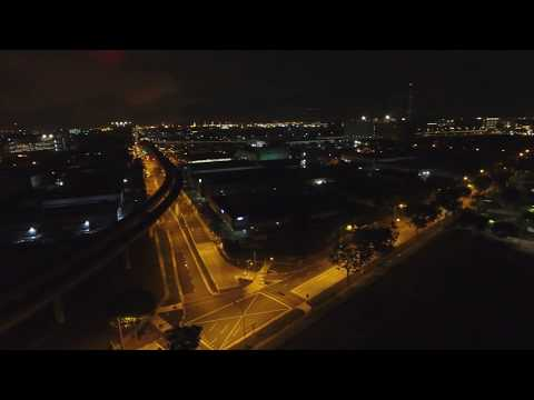 Aerial view - Jurong Industrial Estate, Singapore  (Part 1)
