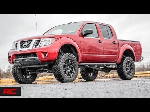 2005-2018 Nissan Frontier 6-inch Suspension Lift Kit by Rough Country