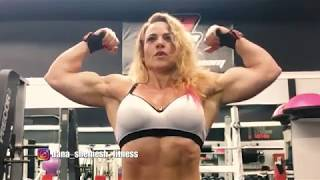 Fitness Motivation | Arms Workout | DANA SHEMESH Bodybuilder & Trainer