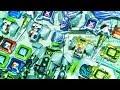 よみがえる装動RIDE6 仮面ライダーWOZ SHINOBI &QUIZ &KIKAI FUTURERING.