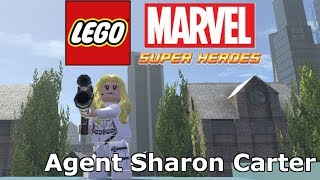 LEGO Marvel Super Heroes The Video Game Agent Sharon Carter Mod