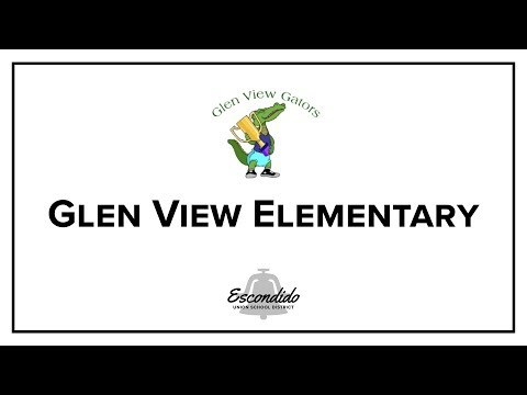 Glen View Elementary Shines