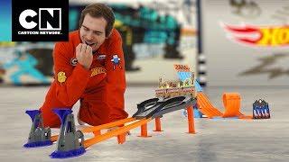 Baixar Hot Wheels Car-toon Up Episódio 1: Duelo Extr3mo | Cartoon Network