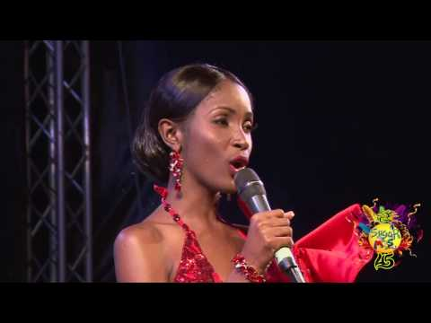 Sugar Mas 45 - Ms National Carnival Queen 2016 - 2017 Katherina Davis