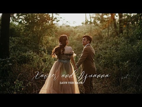 Xavier and Djuanna | Save the Date Video by Nice Print Photography