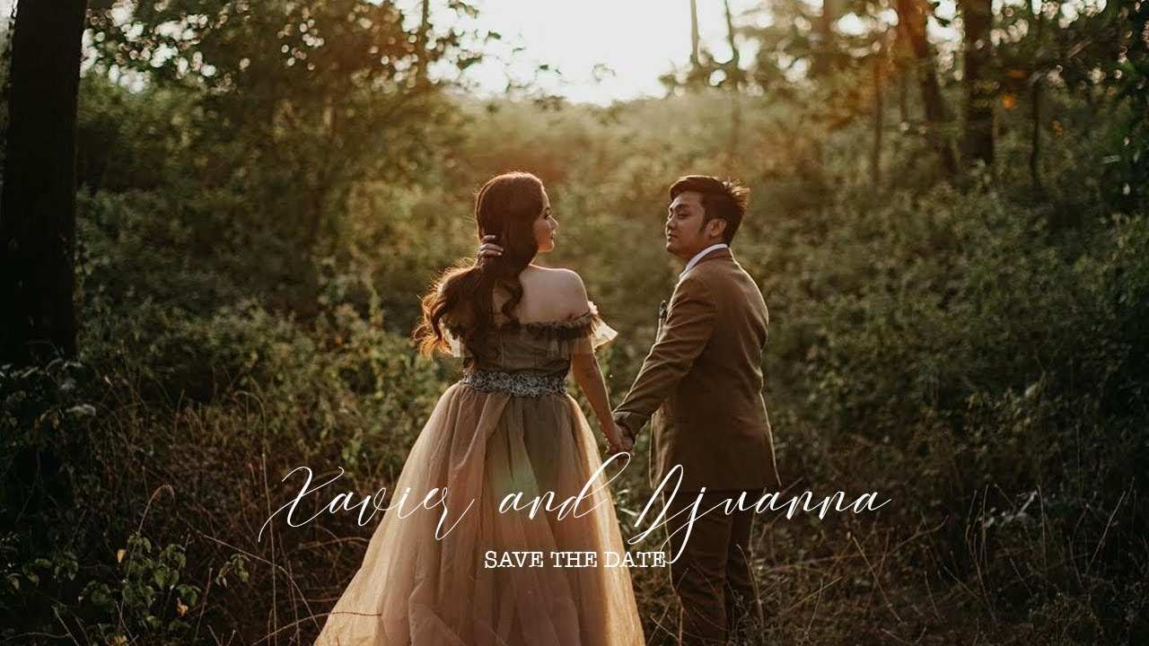 Download Xavier and Djuanna | Save the Date Video by Nice Print Photography
