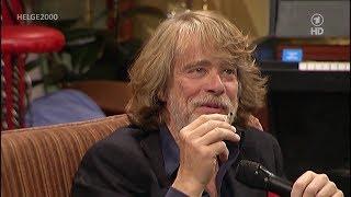 Helge Schneider spricht in der Krömer – Late Night Show