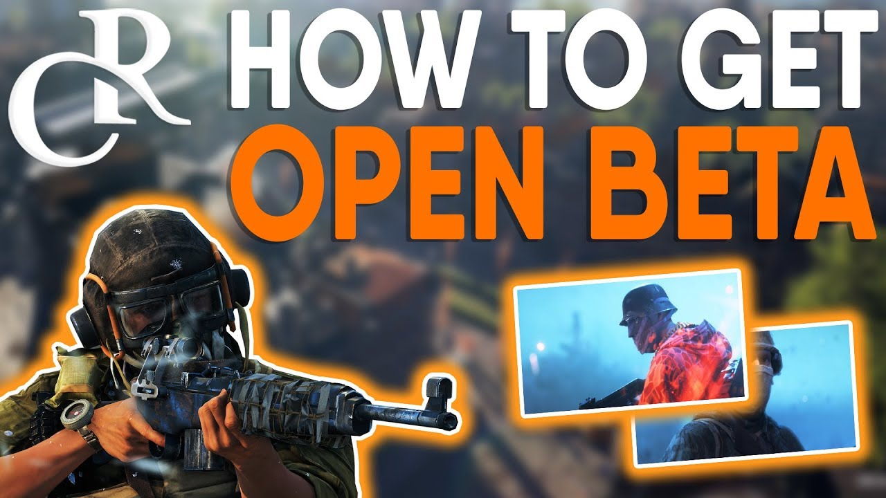 How to DOWNLOAD & PLAY Battlefield 5 OPEN BETA? - Step by Step Guide -  Battlefield V News