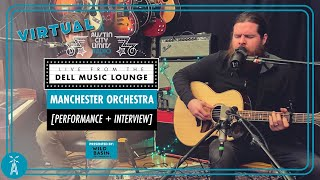 Manchester Orchestra [Full LIVE Performance + Interview] | Austin City Limits Radio