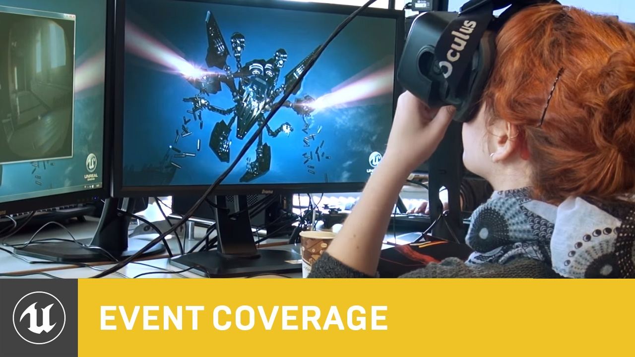 FMX VR Jam | 2016 Event Coverage | Unreal Engine