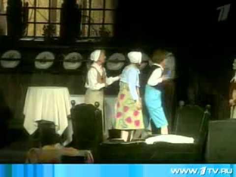 МХАТ им Горького  Синяя птица