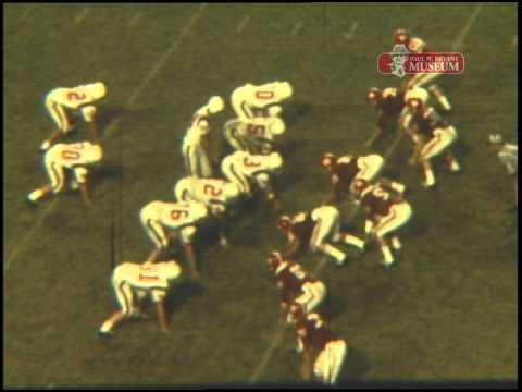 1966 Highlights of Alabama vs. Louisiana Tech