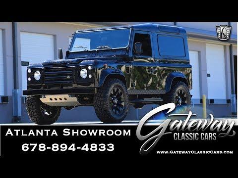 1989 Land Rover Defender - Gateway Classic Cars of Atlanta #1154