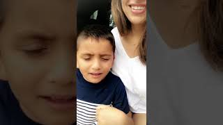 Liam's First YouTube