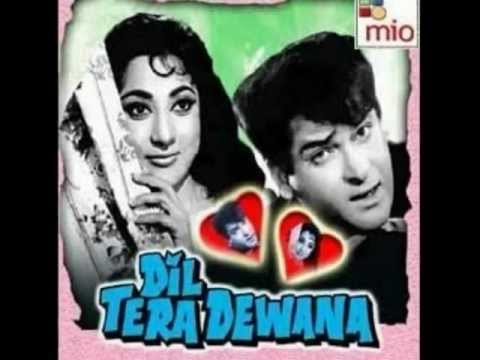Dil Tera Diwana Hai Sanam [Full Song] (HD) With Lyrics - Dil Tera Diwana