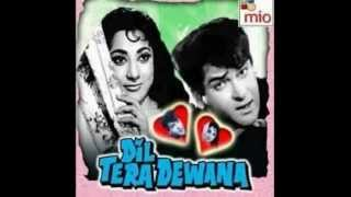 Dil Tera Diwana Hai Sanam [Full Song] (HD) With Lyrics - Dil Tera Diwana
