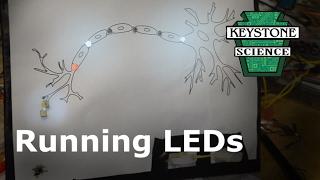 How to make Running LEDs