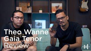 Theo Wanne Gaia Tenor Mouthpiece Review - Damez Nababan & Bayu Isman