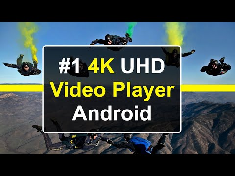 Android Top FREE 4K Video Player 2019 | Fire TV Player | ChromeCast | CnX Media Player