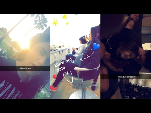 Victoria Moroles  Best Snapchat Videos  Teen Wolf Season 6 Set  January 2017