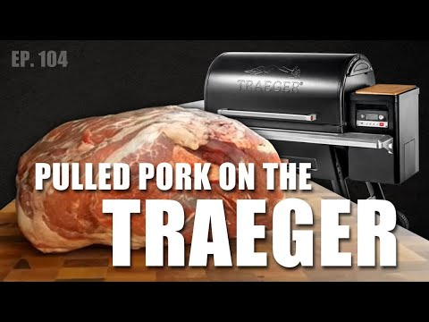 How To BBQ Pulled Pork On A Traeger Pellet Smoker