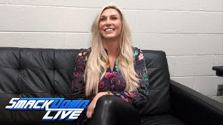 Charlotte Flair dedicates tonight's SmackDown Women's Title Match to Ric Flair: Exclusive, Nov. 14