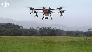 DJI - Agras T16 - Agricultural Spraying Drone
