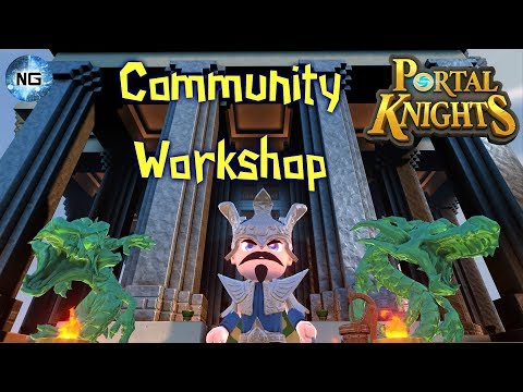 Portal Knights -  Community Workshop