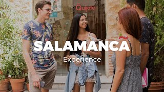 Experience Salamanca with don Quijote Schools