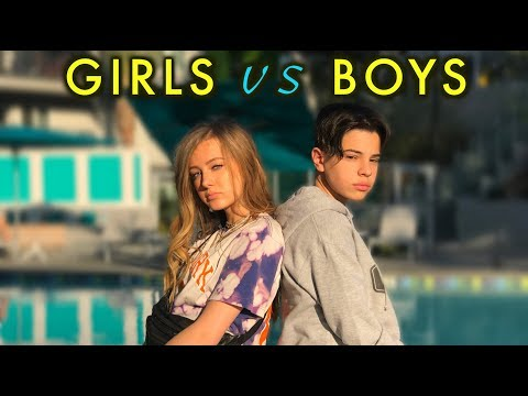 Eastside - Girls Vs Boys - Benny Blanco, Halsey & Khalid | Christian Lalama & Lexi Drew