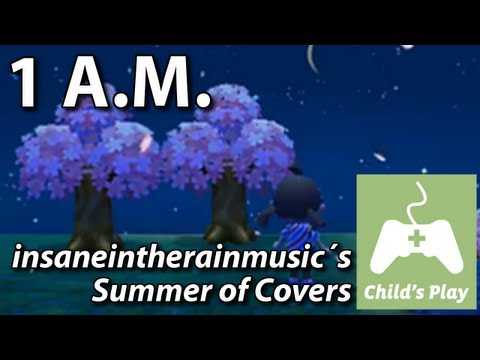 1 AM - Animal Crossing: New Leaf   Piano Cover