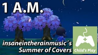 1 AM - Animal Crossing: New Leaf | Piano Cover