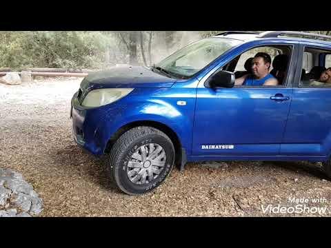 Daihatsu Terios vs Toyota Land Cruiser