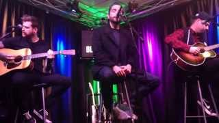 A Day To Remember - All Signs Point to Lauderdale (Live Acoustic @ Radio 104.5) April 21, 2014