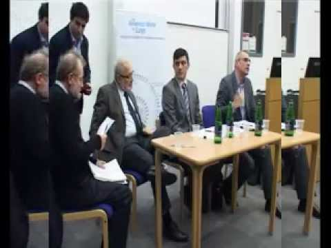 Nagorno-Karabakh: Security in the South Caucasus, meeting-discussion at UCL