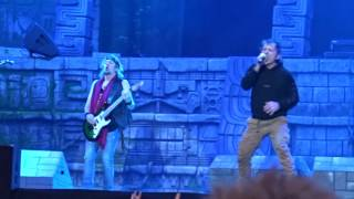 Iron Maiden - Book of Souls Live @ Ullevi Gothenburg 17.6.2016