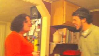 FUNNY Thanksgiving Wooden Spoon Prank