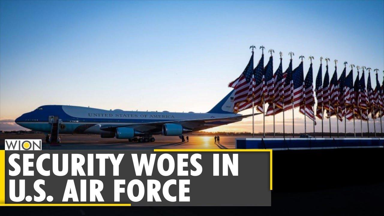 Download U.S. Air Force investigating intruder at Joint Base Andrews   Washington D.C   English News