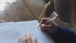 Graphisme CP école de Castillon en Couserans