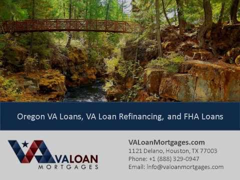 Oregon VA Loans & Oregon VA Refinance