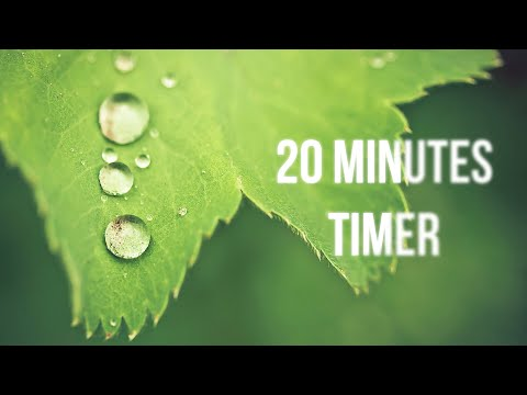20 Min  RELAXATION MUSIC FOR STRESS RELIEF AND HEALING MEDITATION